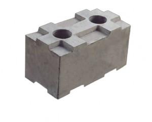 блок на белом фоне